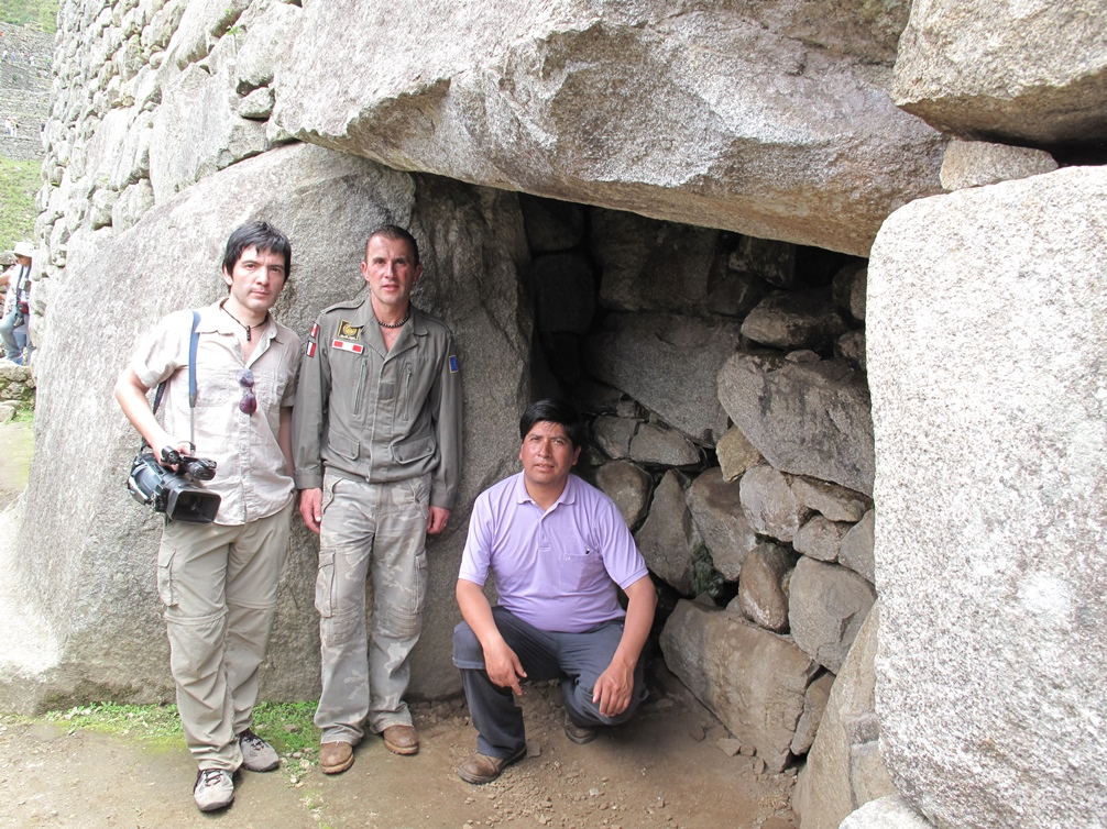 Will hidden treasure chamber discovered under Machu Picchu finally be revealed?